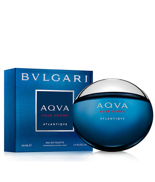 BVLGARI AQVA POUR HOMME ATLANTIQUE EDT FOR MEN