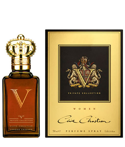Clive christian v perfume spray for women perfumestore for Clive christian perfume
