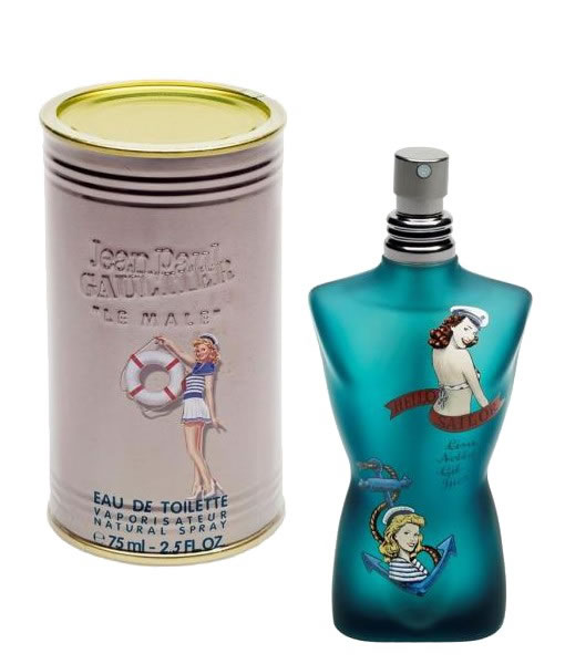 JEAN PAUL GAULTIER JPG LE MALE LADY KILLER LIMITED EDITION EDT FOR MEN