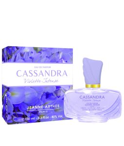 JEANNE ARTHES CASSANDRA VIOLETTE INTENSE EDP FOR WOMEN
