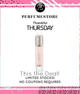BURBERRY BODY TENDER EDT FOR WOMEN 60ML [THANKFUL THURSDAY SPECIAL]