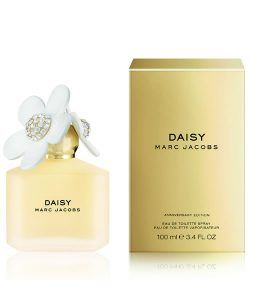 MARC JACOBS DAISY ANNIVERSARY EDITION EDT FOR WOMEN