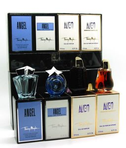 THIERRY MUGLER COLLECTION MINIATURES GIFT SET FOR WOMEN
