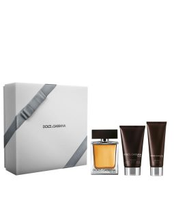 DOLCE & GABBANA D&G THE ONE 2017 GIFT SET FOR MEN