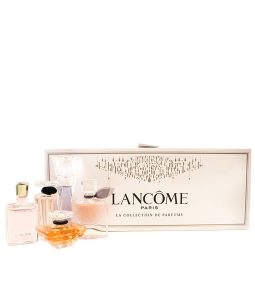 LANCOME LA COLLECTION DE PARFUMS MINIATURE GIFT SET FOR WOMEN