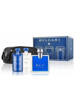 BVLGARI BLV POUR HOMME ROMA CHRISTMAS 2017 GIFT SET FOR MEN