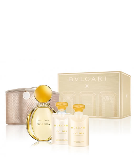 BVLGARI GOLDEA ROMA CHRISTMAS 2017 GIFT SET FOR WOMEN