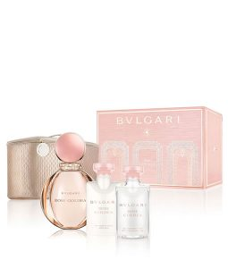 BVLGARI ROSE GOLDEA ROMA CHRISTMAS 2017 GIFT SET FOR WOMEN
