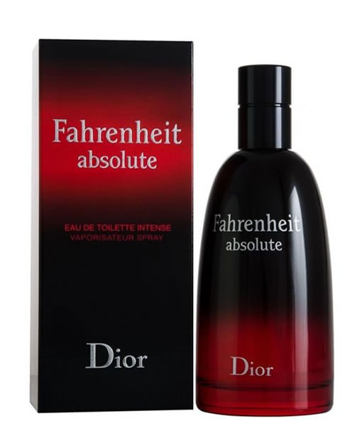 CHRISTIAN DIOR FAHRENHEIT ABSOLUTE EDT FOR MEN