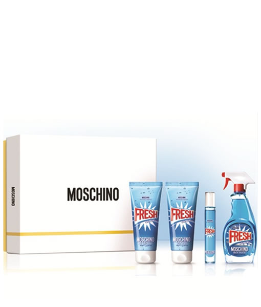 MOSCHINO FRESH COUTURE GIFT SET FOR WOMEN