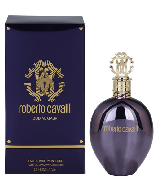 ROBERTO CAVALLI OUD AL QASR INTENSE EDP FOR WOMEN