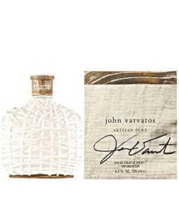 JOHN VARVATOS ARTISAN PURE EDT FOR MEN