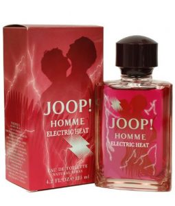 JOOP HOMME ELECTRIC HEAT EDT FOR MEN