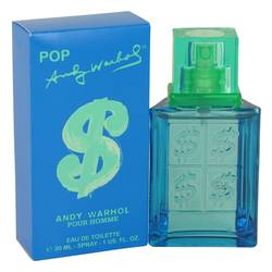 ANDY WARHOL ANDY WARHOL POP EDT FOR MEN