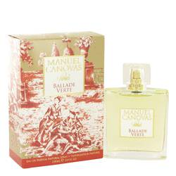 MANUEL CANOVAS BALLADE VERTE EDP FOR WOMEN