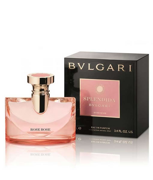 BVLGARI SPLENDIDA ROSE ROSE EDP FOR WOMEN