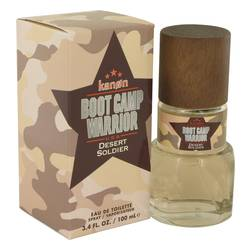 KANON KANON BOOT CAMP WARRIOR DESERT SOLDIER EDT FOR MEN