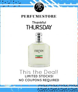MOSCHINO FRIENDS FOR MEN EDT FOR MEN 125ML [THANKFUL THURSDAY SPECIAL]