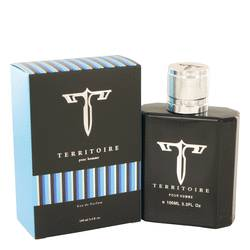 YZY PERFUME TERRITOIRE EDP FOR MEN