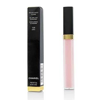 CHANEL ROUGE COCO GLOSS MOISTURIZING GLOSSIMER - # 726 ICING  5.5G/0.19OZ