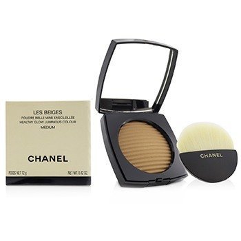CHANEL LES BEIGES HEALTHY GLOW LUMINOUS COLOUR - # MEDIUM  12G/0.42OZ