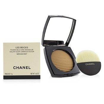 CHANEL LES BEIGES HEALTHY GLOW LUMINOUS COLOUR - # MEDIUM DEEP  12G/0.42OZ