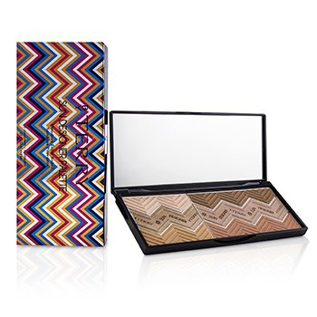 BY TERRY SUN DESIGNER PALETTE SUNKISS POWDERS (BRONZER / BLUSH / HIGHLIGHTER) - # 6 HAPPY SUN  15G/0.53OZ