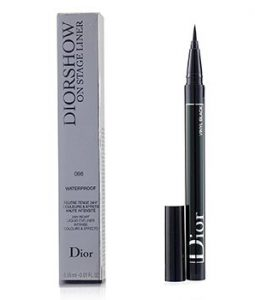 CHRISTIAN DIOR DIORSHOW ON STAGE LINER WATERPROOF - # 096 VINYL BLACK  0.55ML/0.01OZ