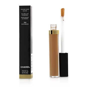 CHANEL ROUGE COCO GLOSS MOISTURIZING GLOSSIMER - # 788 PARTHENOPE  5.5G/0.19OZ