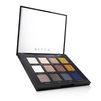 BECCA VOLCANO GODDESS EYE PALETTE (12X EYESHADOW)  20G/10.7OZ