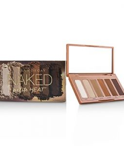 URBAN DECAY NAKED PETITE HEAT PALETTE : 5X EYESHADOW, 1X HIGHLIGHTER  -
