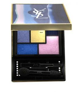 YVES SAINT LAURENT COUTURE PALETTE COLLECTOR (5 COLOR READY TO WEAR) # POP ILLUSION (LIMITED EDITION)  5G/0.18OZ