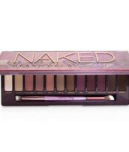 URBAN DECAY NAKED CHERRY EYESHADOW PALETTE: 12X EYESHADOW, 1X DOUBLE ENDED BRUSH  12X1.1G/0.038OZ