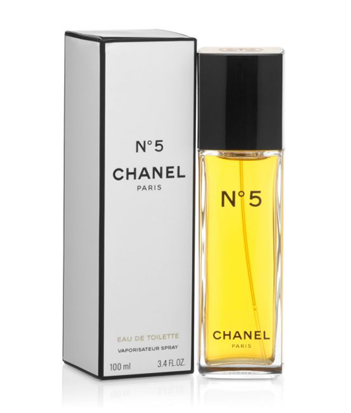 CHANEL NO 5 EDT FOR WOMEN