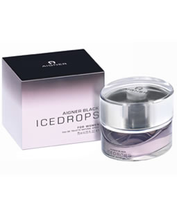 ETIENNE AIGNER BLACK ICEDROPS EDT FOR WOMEN