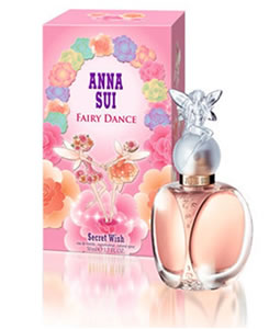 ANNA SUI FAIRY DANCE SECRET WISH EDT FOR WOMEN