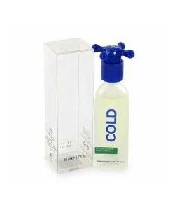 BENETTON COLD EDT FOR UNISEX