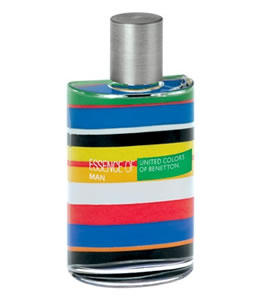 BENETTON ESSENCE OF MAN EDT FOR MEN