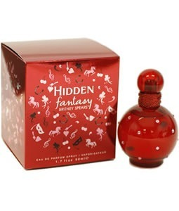 BRITNEY SPEARS HIDDEN FANTASY EDP FOR WOMEN