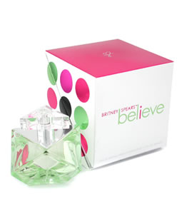 BRITNEY SPEARS BELIEVE EDP FOR WOMEN