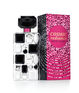 BRITNEY SPEARS COSMIC RADIANCE EDP FOR WOMEN