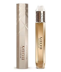 BURBERRY BODY ROSE GOLD LIMTIED EDITION EDP FOR WOMEN