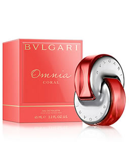 BVLGARI OMNIA CORAL EDT FOR WOMEN