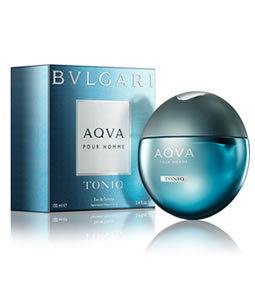BVLGARI AQVA TONIQ POUR HOMME EDT FOR MEN