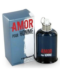 CACHAREL AMOR POUR HOMME EDT FOR MEN