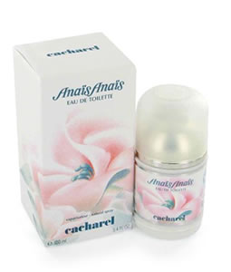 CACHAREL ANAIS ANAIS EDT FOR WOMEN