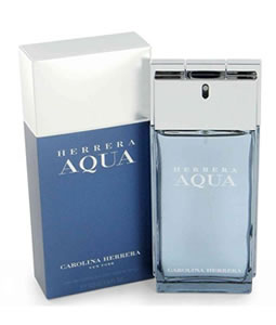 CAROLINA HERRERA AQUA EDT FOR MEN