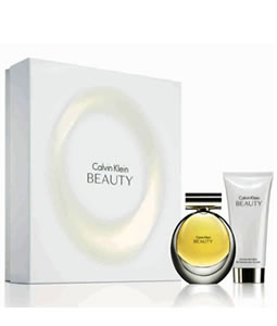 CALVIN KLEIN BEAUTY 2 PCS EDP GIFT SET FOR WOMEN