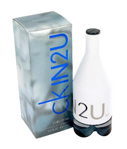 CALVIN KLEIN IN2U EDT FOR MEN