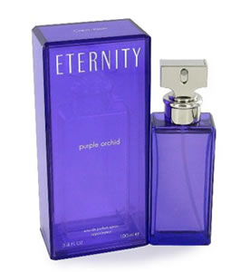 CALVIN KLEIN ETERNITY PURPLE ORCHID EDP FOR WOMEN